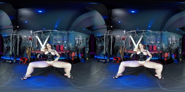 Watch Online Porn – The English Mansion – Bottom Servitude – VR – Part 1. Starring Mistress Evilyne (MP4, UltraHD/2K, 3840×1920)