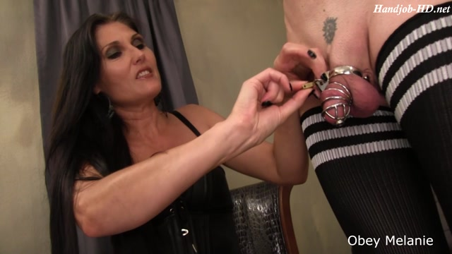 Watch Online Porn – Cum Measured – Obey Melanie (MP4, FullHD, 1920×1080)