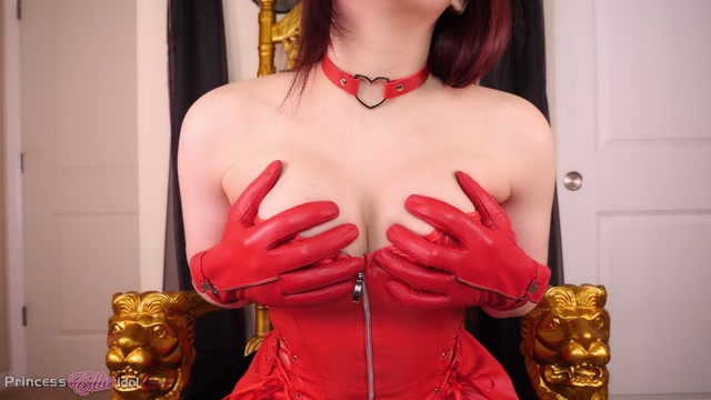 Watch Online Porn – Ellie Idol – Red Leather (MP4, FullHD, 1920×1080)