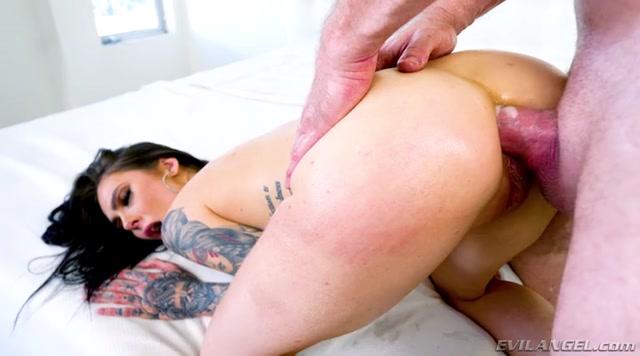 Watch Online Porn – EvilAngel presents Marley Brinx in Marley's Gaping Anal Fuck  Cum Facial – 19.09.2019 (MP4, SD, 720×400)