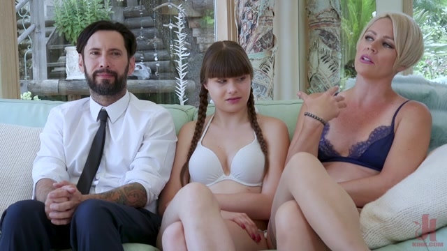 Watch Online Porn – FamiliesTied presents Helena Locke, Luna Rival – Sexually Devious French Teen Gets Double Stuffed by Exchange Family – 13.09.2019 (MP4, HD, 1280×720)