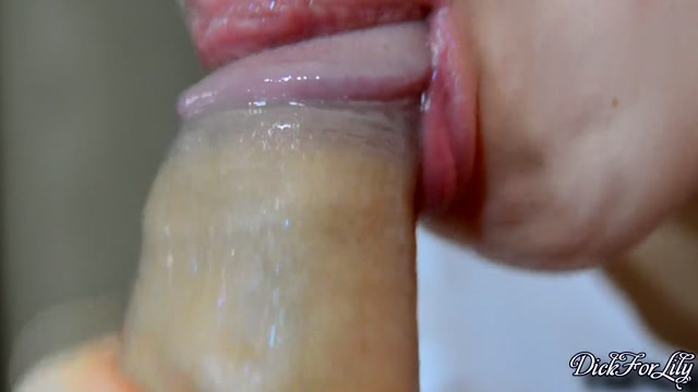 Watch Online Porn – Gentle Blowjob Close-up for her Beloved husband-DickForlily (MP4, FullHD, 1920×1080)