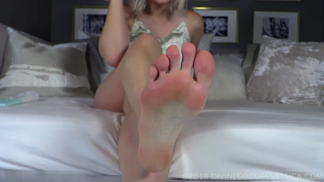 Watch Free Porno Online – Goddess Jessica – The Only Feet For You (MP4, FullHD, 1920×1080)