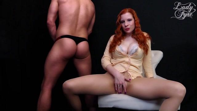 Watch Online Porn – Lady Fyre – Faggot training (MP4, FullHD, 1920×1080)