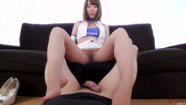 Watch Online Porn – LegsJapan presents Aya Kisaki – Race Queen Footjob (MP4, FullHD, 1920×1080)