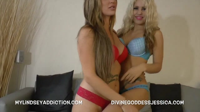 Watch Online Porn – Lindsey Leigh & Goddess Jessica – CUCKOLDED BY TWO WIVES (MP4, HD, 1280×720)