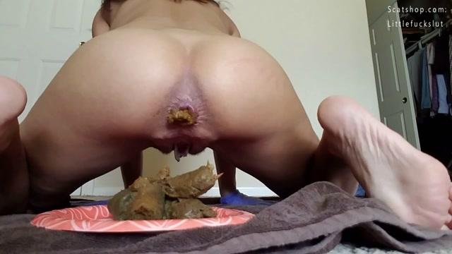 Watch Online Porn – Littlefuckslut – Little Bubble Butt Groping & Shitting (MP4, FullHD, 1920×1080)