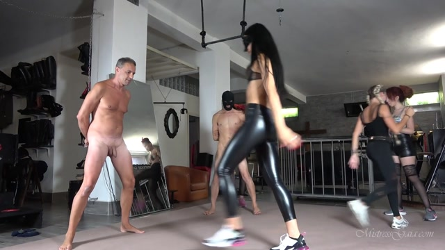 Watch Online Porn – MISTRESS GAIA – NUTCRACKER TRAINERS (MP4, FullHD, 1920×1080)