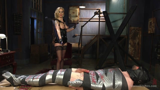 Watch Online Porn – Maitresse Madeline Marlowe and Slave Fluffy Two Days In Heaven Part 1 (MP4, HD, 1280×720)