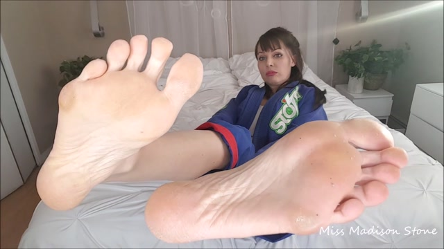 Watch Online Porn – ManyVids presents Miss Madison Stone – ju jitsu martial art sweaty feet (MP4, FullHD, 1920×1080)