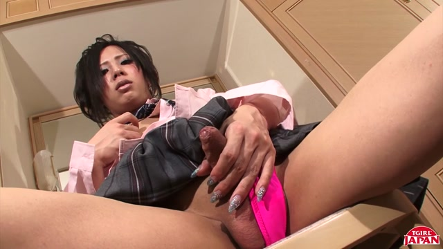 Watch Online Porn – TGirlJapan presents Reona, Naughty In School Uniform! Remastered – 06.09.2019 (MP4, HD, 1280×720)
