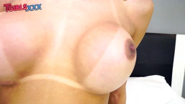 Watch Online Porn – TGirls.xxx presents Alice Marques' Creamy Cumshot! – 17.09.2019 (MP4, HD, 1280×720)
