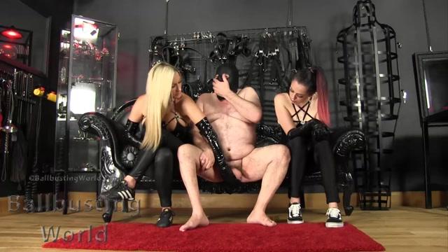 Watch Online Porn – BallbustingWorld – Nikki Whiplash, Tiffany – Pure Squeezing (MP4, FullHD, 1920×1080)