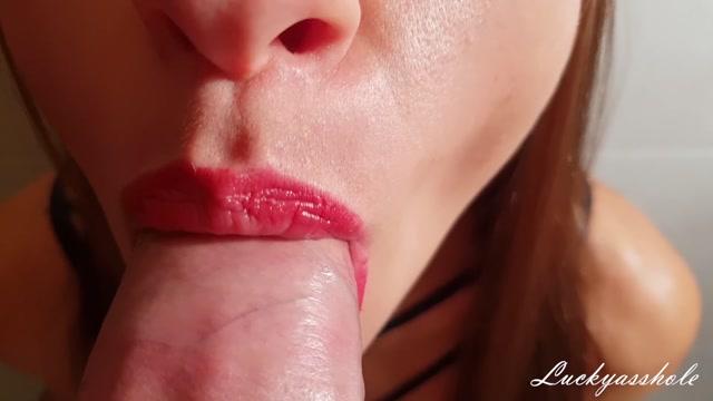 Watch Online Porn – Closeup – Slow Close up Blowjob – She`s got Skills!!! (cum in Mouth, Sensual) (MP4, FullHD, 1920×1080)