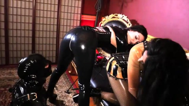 Watch Free Porno Online – Cybill Troy – Cybill Troy, Mistress Tangent – Rubber Goddess Worship (MP4, SD, 960×540)