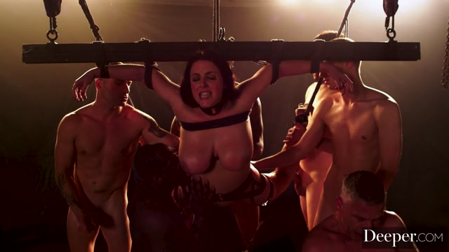 Watch Free Porno Online – Deeper presents Angela White & Emily Willis & Kira Noir in Acceptance – 24.10.2019 (MP4, SD, 854×480)