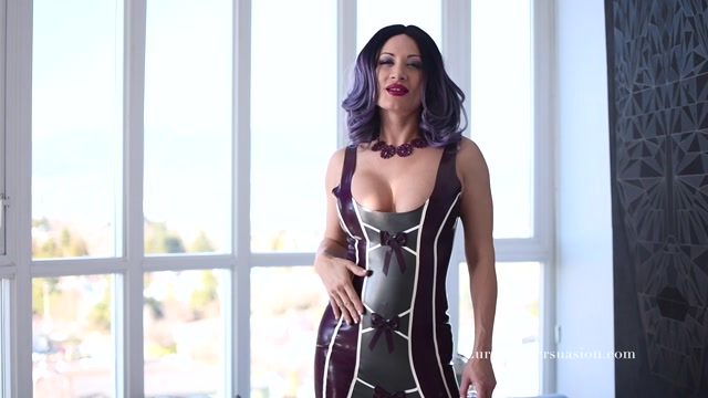 Watch Online Porn – EurasianPersuasion – Drool Over My Latex (MP4, FullHD, 1920×1080)