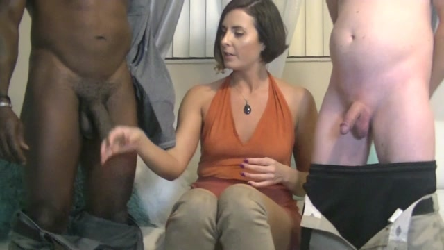 Watch Online Porn – Helenas Cock Quest – BBC vs little white cock! Cock Comparing (MP4, HD, 1280×720)