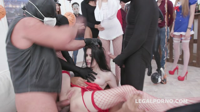 Watch Online Porn – LegalPorno presents Anal Halloween 1 Anna de Ville shows everyone how to handle multiple dicks, Balls Deep Anal, DAP, Gapes GIO1256 – 31.10.2019 (MP4, HD, 1280×720)