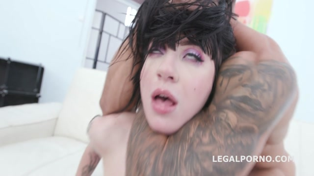 Watch Online Porn – LegalPorno presents Monster of QUAP, Charlotte Sartre goes all in with Balls Deep Anal and DAP, TAP, QUAP, Great Gapes, Facial GIO1143 – 13.10.2019 (MP4, HD, 1280×720)