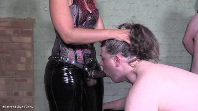 Watch Online Porn – MISTRESS AVA BLACK – Stuffing the slut (MP4, FullHD, 1920×1080)