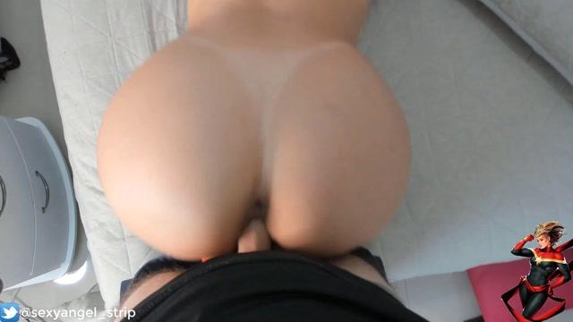 Watch Online Porn – ManyVids presents Emanuelly Raquel in Captain Marvel fuck hard tits fuck POV – $15.99 (Premium user request) (MP4, FullHD, 1920×1080)