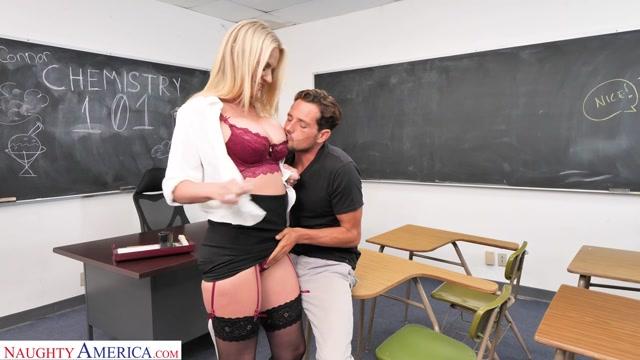 Watch Online Porn – NaughtyAmerica – MyFirstSexTeacher presents Rachael Cavalli – 10.10.2019 (MP4, HD, 1280×720)