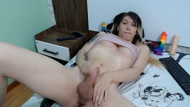 Watch Online Porn – Shemale Webcams Video for October 12, 2019 – 02 (MP4, FullHD, 1920×1080)