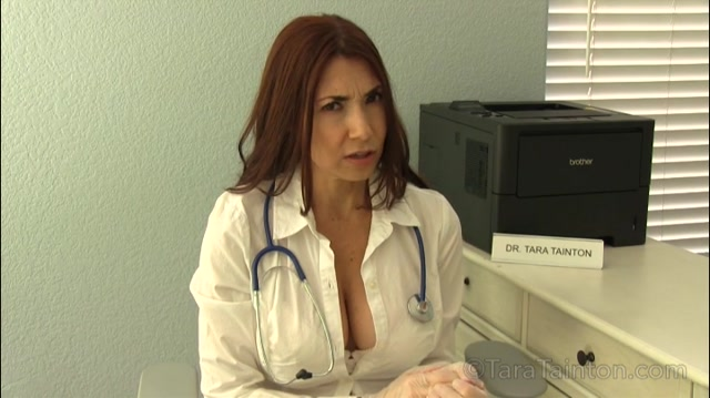 Watch Online Porn – Tara Tainton – Can You Handle a Physical Examination (MP4, SD, 720×404)