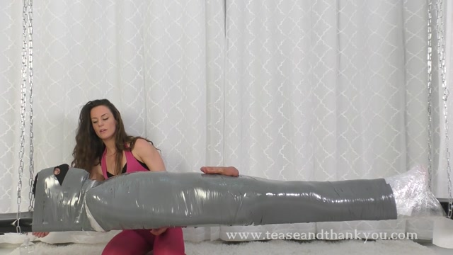 Watch Online Porn – TeaseAndThankYou – Mummifying A Friend – Blake Tangent (MP4, FullHD, 1920×1080)