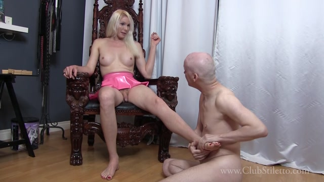 Watch Online Porn – ClubStiletto – Giant Nipple Clamps for the LOSER (MP4, FullHD, 1920×1080)
