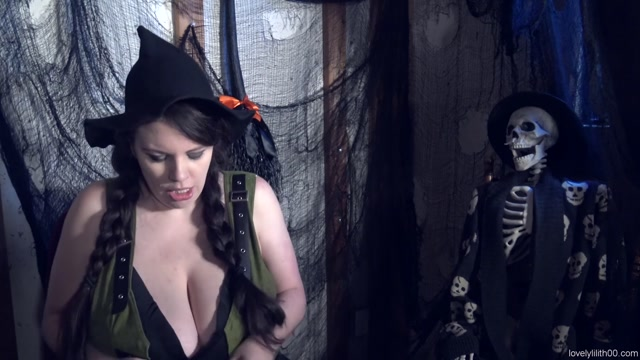 Watch Free Porno Online – ManyVids presents Lovely Lilith in Witch's Brew – $18.99 (Premium user request) (MP4, FullHD, 1920×1080)