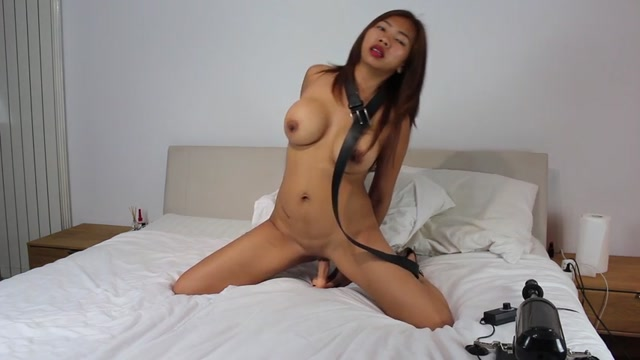 Watch Online Porn – ManyVids presents SexyThai – Fuckmachine (MP4, SD, 854×480)