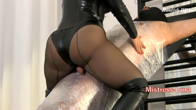 Watch Online Porn – Milking My mummified slave – Mistress Luna (MP4, FullHD, 1920×1080)