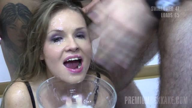 Watch Online Porn – PremiumBukkake presents Angela in 2 best (MP4, FullHD, 1920×1080)