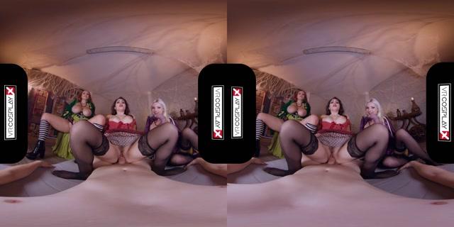 hocus pocus porn parody