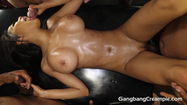 Watch Free Porno Online – GangbangCreampie presents Gia Milana in GangBang Creampie 244 – 06.12.2019 (MP4, FullHD, 1920×1080)