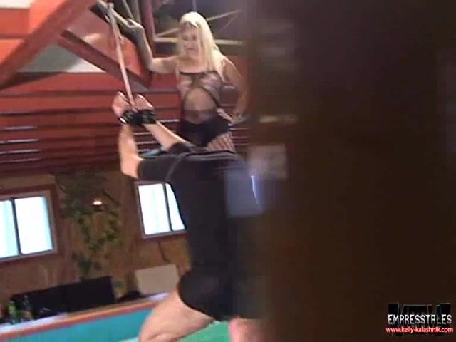 Watch Online Porn – Kelly Kalashnik – Ballbusting By The Pool (MP4, SD, 768×576)