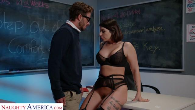 Watch Online Porn – NaughtyAmerica – MyFirstSexTeacher presents Ivy LeBelle – 11.12.2019 (MP4, HD, 1280×720)