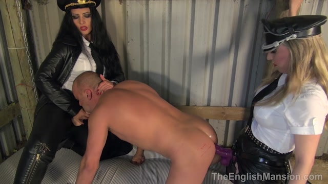 Watch Online Porn – The English Mansion – Mistress Ezada Sinn and Mistress Sidonia – Bitch Fucked – Complete Movie (MP4, HD, 1280×720)