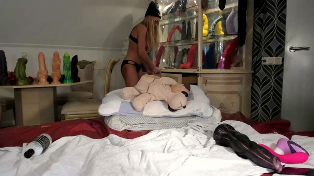 Watch Online Porn – Webcam goddess siswet19 fully new bad dragon dildo anal riding (MP4, HD, 1280×720)