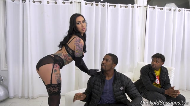 Watch Free Porno Online – CuckoldSessions presents Lily Lane – Two Big Black Cock – 12.01.2020 (MP4, HD, 1280×720)