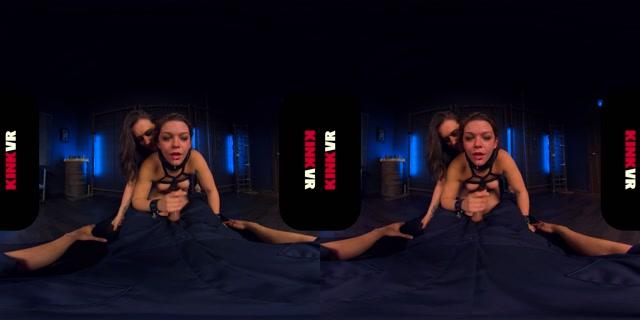Watch Online Porn – KinkVR presents Sinn and Wisdom part II – Kimber Woods, Sinn Sage (MP4, UltraHD/2K, 3840×1920)