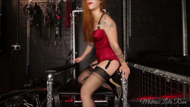 Watch Online Porn – Mistress Lola Ruin – Cum guzzling Stocking Worship (MP4, FullHD, 1920×1080)