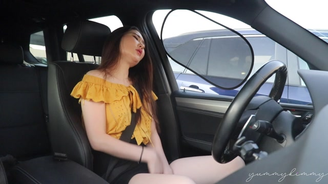 Watch Online Porn – yummykimmy – Getting Off In The Car Before Work (MP4, FullHD, 1920×1080)