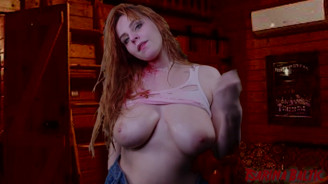 Watch Online Porn – Iwantclips presents Tsarina Baltic in Friday 13th: Cabin Tit Addict Treat JOI – $100.00 (Premium user request) (MP4, FullHD, 1920×1080)