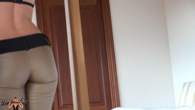 Femdom Lady Anja German Mistress Deine Harteste Woche Tag 3
