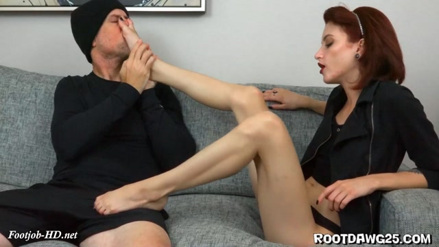 Watch Online Porn – Lola Fae in Hotel Room Footjob – Foot Fetish by Rootdawg25 (MP4, FullHD, 1920×1080)
