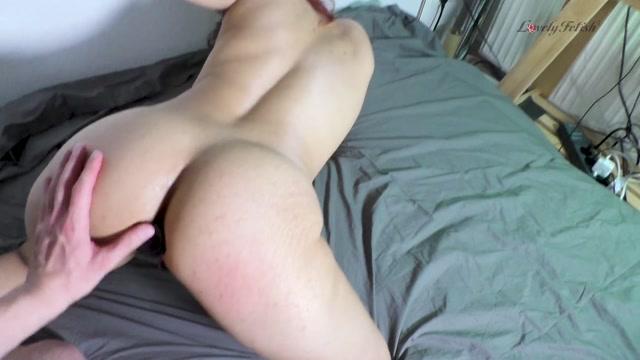 Watch Online Porn – Lovely Fetish Spanking Bondage More – Clip 110Ki Dildo and cum for Kiana (MP4, FullHD, 1920×1080)