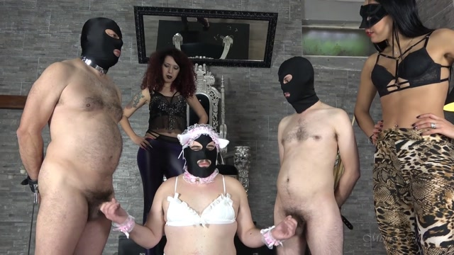 Watch Online Porn – Mistress Gaia – Sissy Slut Blow Job (MP4, FullHD, 1920×1080)